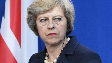 Theresa May - Al Sahawat Times