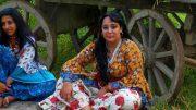 Romani woman Serbia