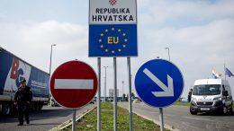 Croatia Border Al Sahawat Times