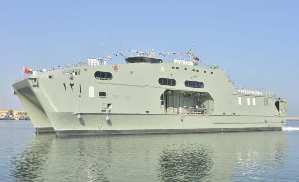 oman navy