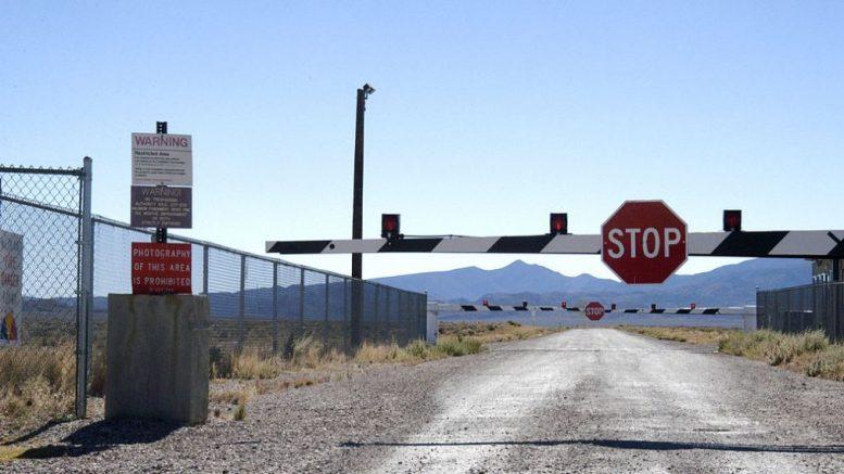 Area 51 entrance al sahawat times
