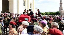 Al-Sahawat Times - Funeral of Sultan Qaboos
