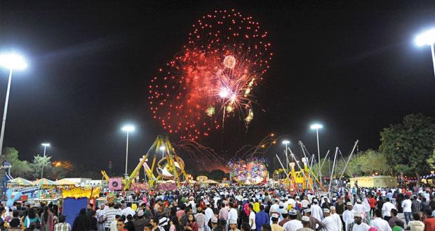Muscat Fest 2019 al sahawat times