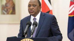president kenyatta al sahawat times