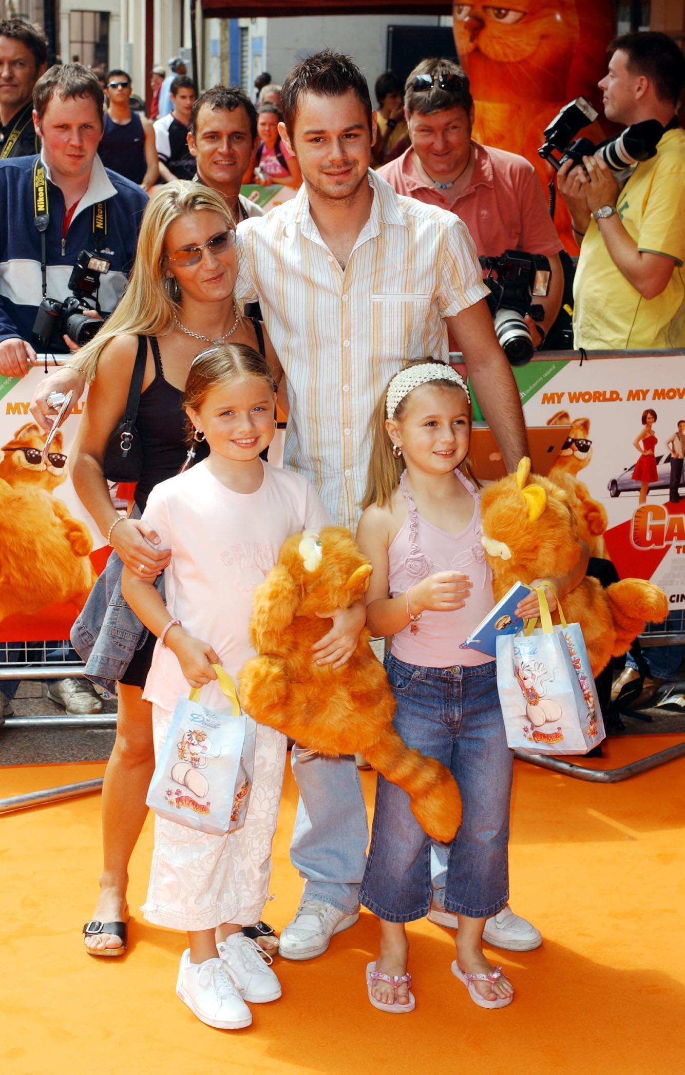British Actor, Danny Dyer's unique take on parenting ...