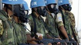 Al Sahawat Times UN Troops