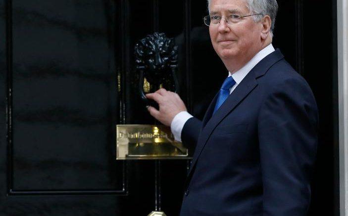 Al-Sahawat Times   Sor Michael Fallon UK Defence Secretary   Sexual Assault