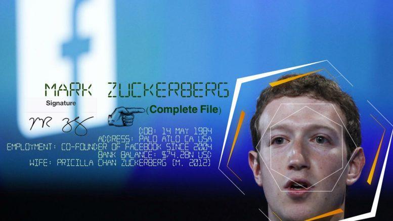 Mark Zuckerberg | Al Sahawat Times | IPMG Technologies | Facial Recognition Search