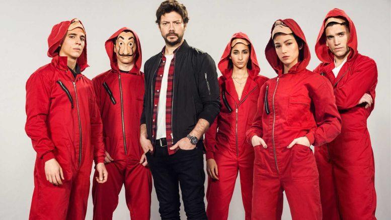 La Casa de Papel - Most Watched Series 2018