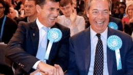 MEP Robert Rowland calls for British Royal Navy to attack the EU