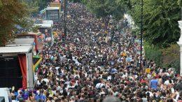 al sahawat times notting hill carnival crowds