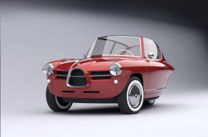 Al Sahawat Times Nobe 100 electric car