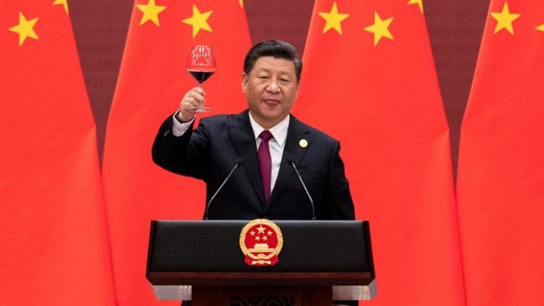 al sahawat times Xi Jinping President of China