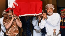 Funeral of Sultan Qaboos - al sahawat times