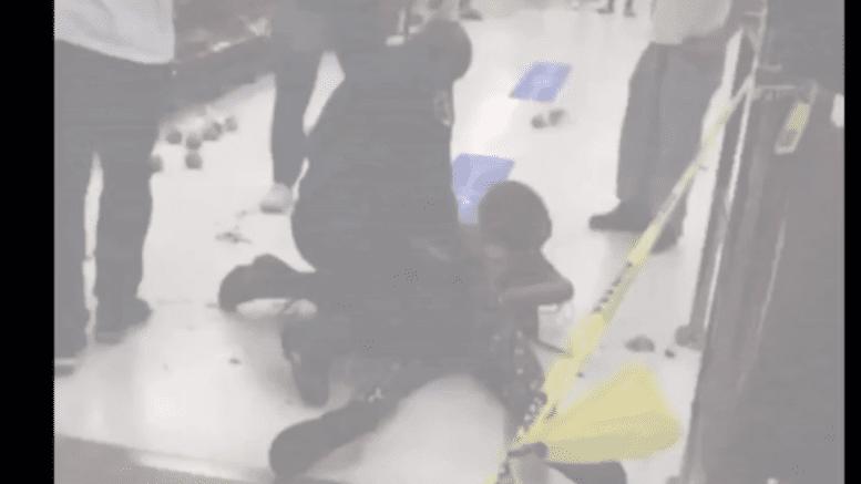 covid19 police brutality